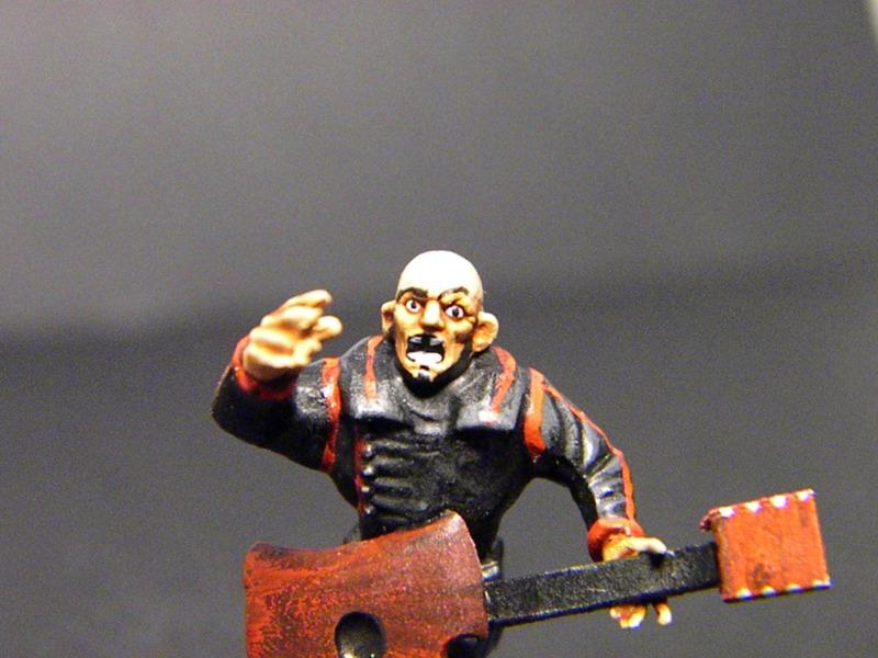 Rurik Sallé, Chroniqueur Ciné, rédac-chef de Metaluna, Lead Guitar du groupe Fugu Dal Bronx