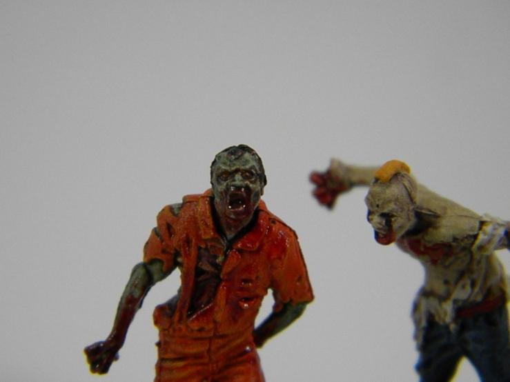 Les Zombies peints par Albrecht