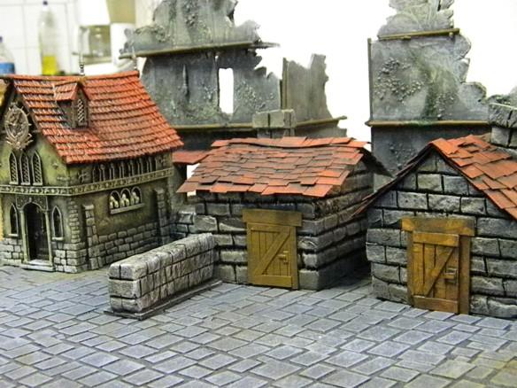 Construire une petite maison m di vale - Construire sa cite medievale ...